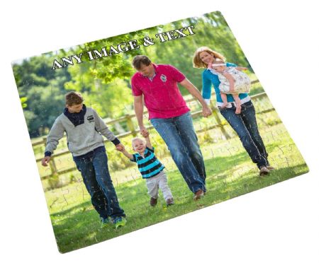 Personalised 1000 Piece Jigsaw Puzzle Any Image & Text